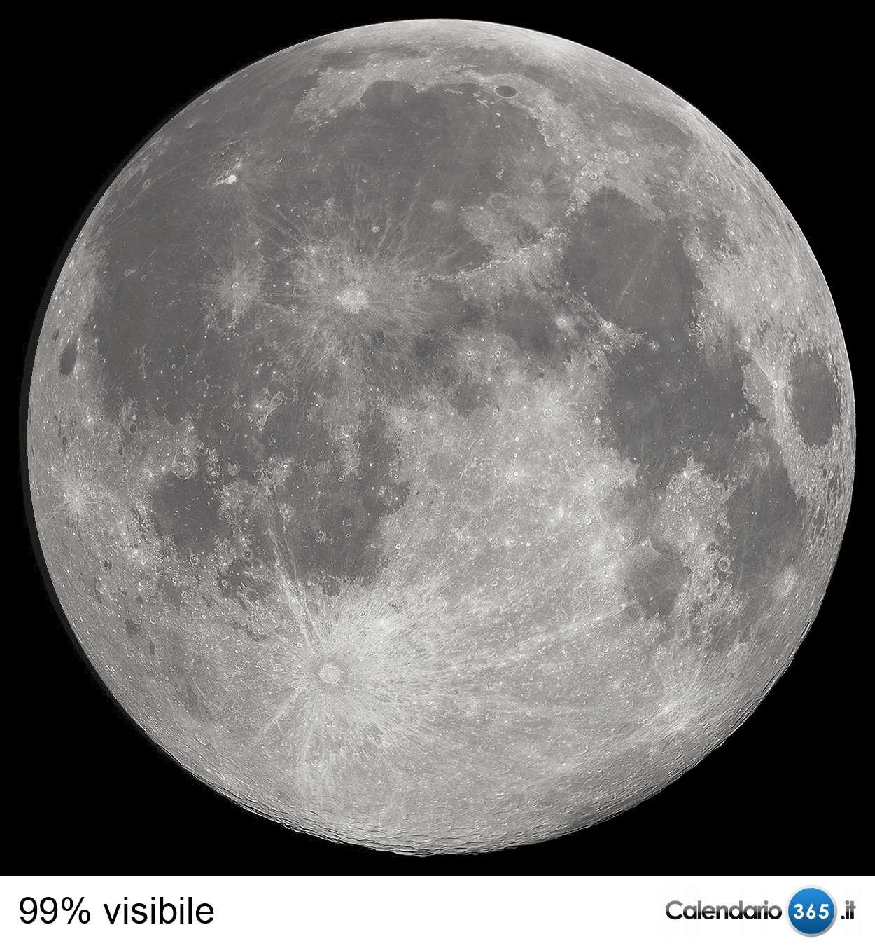 Il cielo del mese - Pagina 2 Luna_-0_99